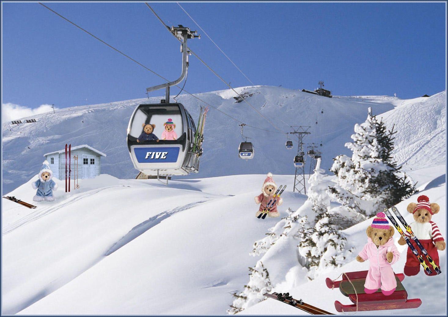 Fonds ecran hiver noel for Fond ecran gratuit hiver noel
